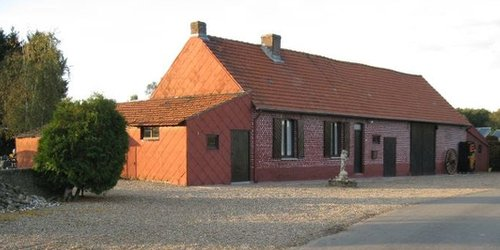 ON7YT - ON6ZU  Velddag locatie Meeuwen-Gruitrode
