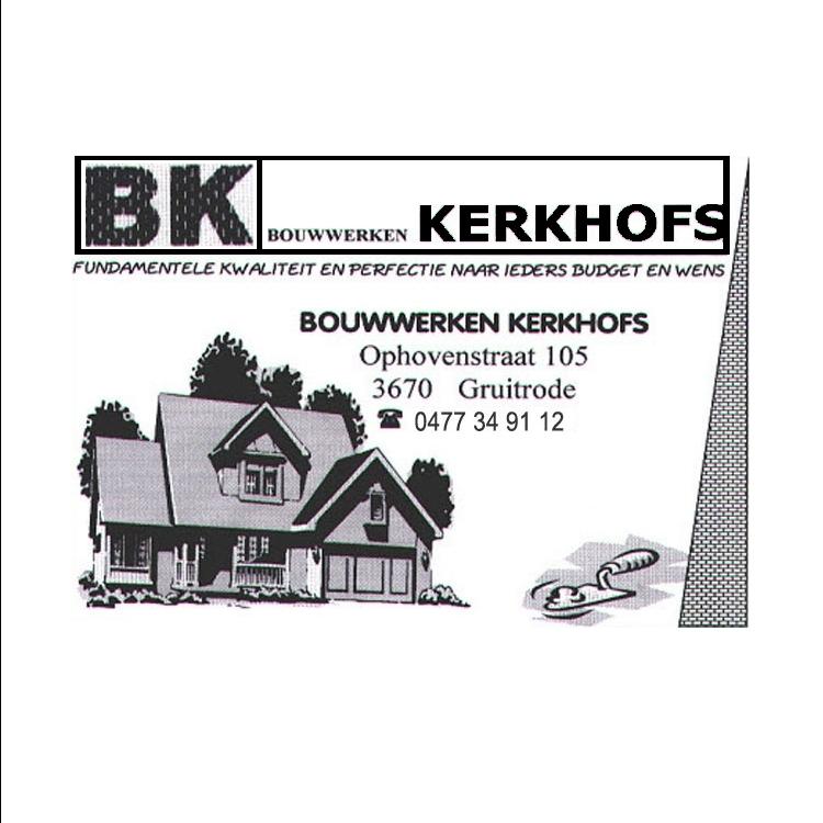 Luc Kerkhofs  Bouwwerken